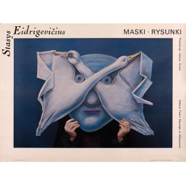 Stasys Eidrigevicius Masks and drawings
